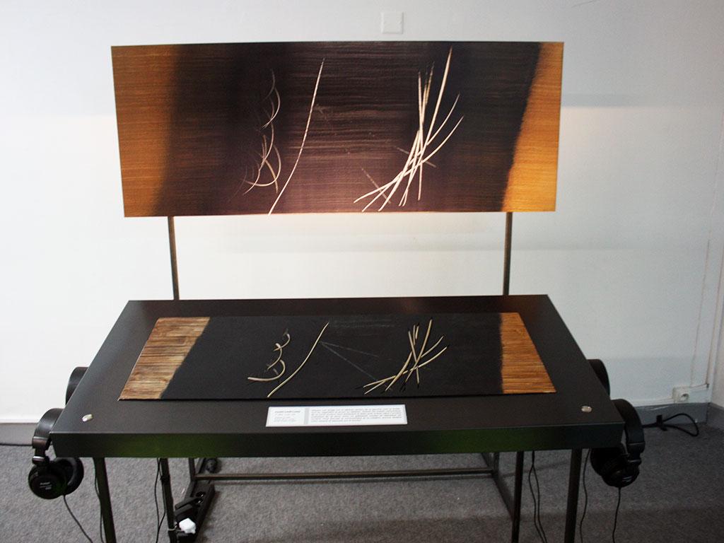 Découverte tactile et reconstitution du tableau « La Ferme des Collettes »