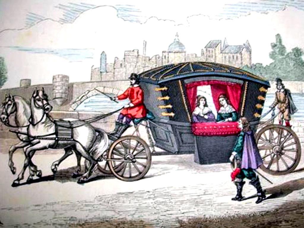 Carrosse de Louis XIII