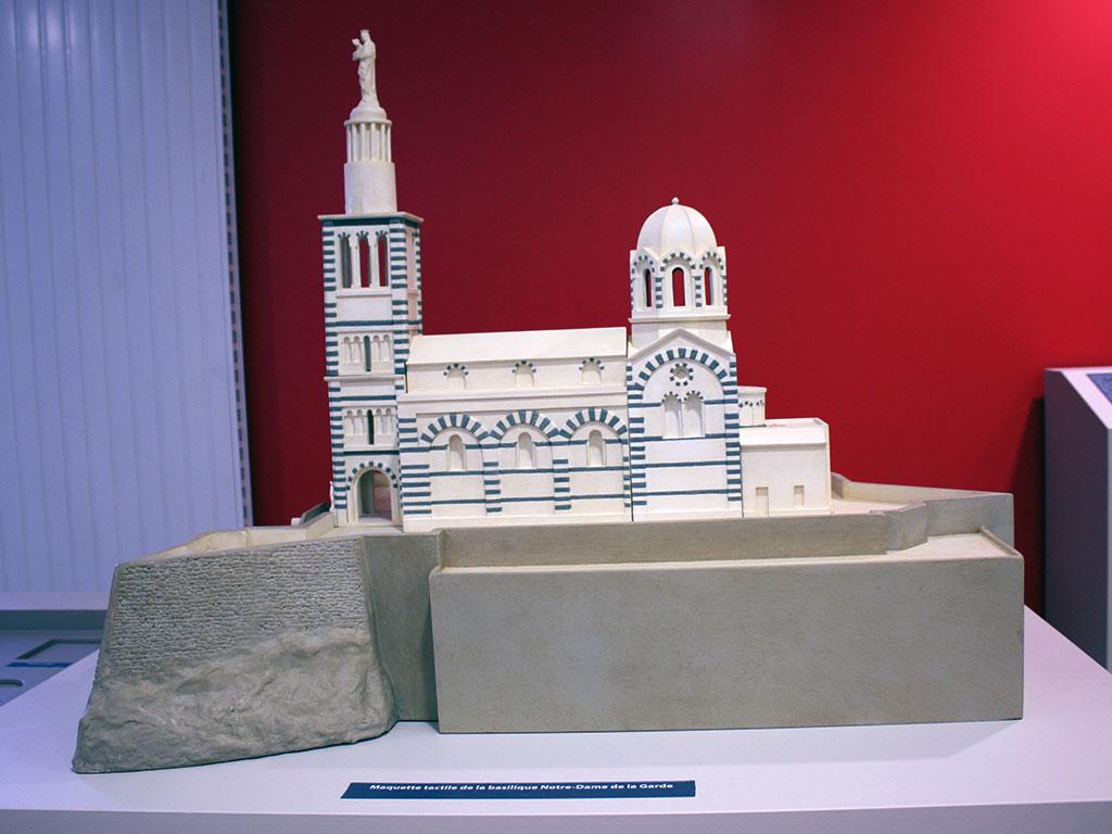 Notre Dame de la Garde - Marseille, l'atelier des découvertes