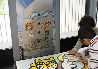 Le puzzle du grand chat de M.CHAT