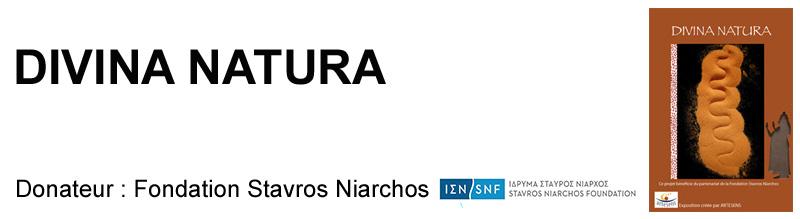 Donateur : Fondation Stavros Niarchos