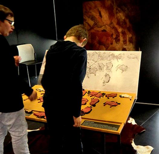 Exposition l'Art des Cavernes